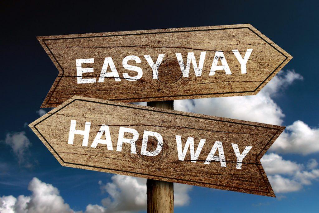Easy Way vs. Hard Way of Social Media Marketing Tools