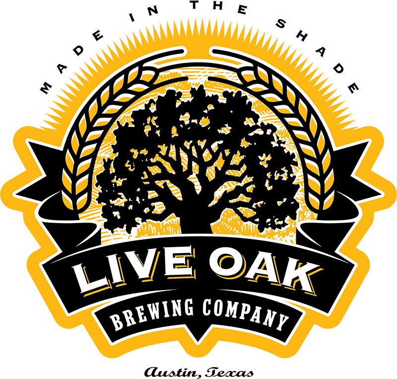 Live oak brewing logo